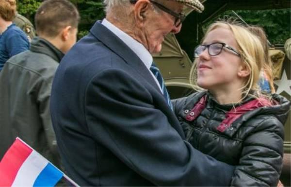Ouderenmiddag 'Beleef 75 jaar vrijheid'