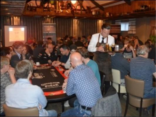 Vrijdag 4 Oktober | Pokerkampioenschap van Aalten