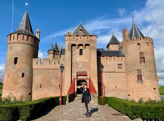 Dagelijks- Amsterdam Muiderslot Castle Tour