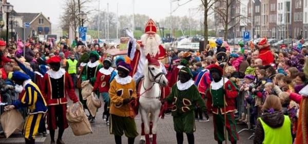 Intocht Sinterklaas Oud-Beijerland