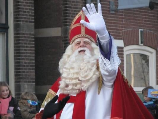 Sinterklaasintocht Oostvoorne