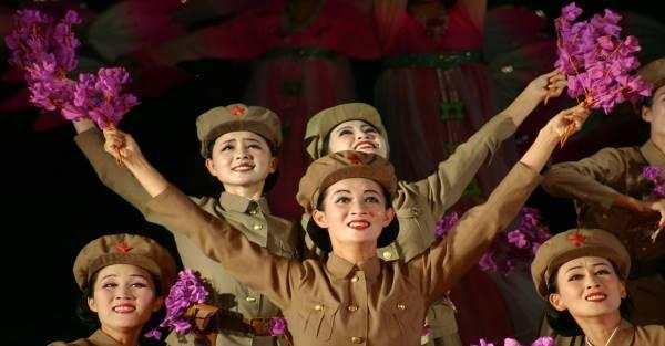 Noord Korea: De Verbeelde Werkelijkheid
