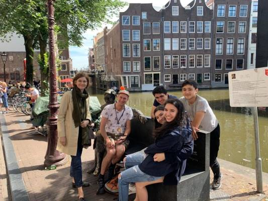 That Dam Guide - Amsterdam Private Tours