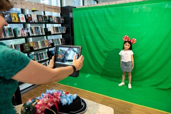 Leren filmen: zo werkt een greenscreen (8+)
