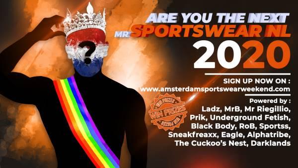 Amsterdam Sportswear Weekend