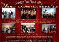 Jazz muziek bij Vliegveld Hilversum