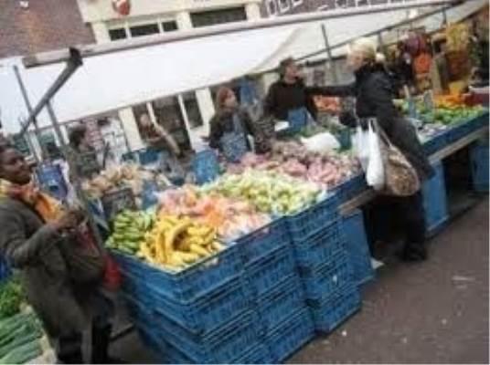 Weekmarkt Biddinghuizen