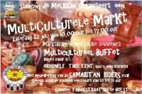 Evenement Multiculturele markt