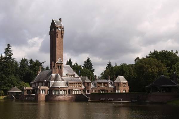Rondleiding  Jachthuis Sint Hubertus