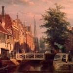 Leeuwarden de mooiste Stadsgezichten 1600 tot nu