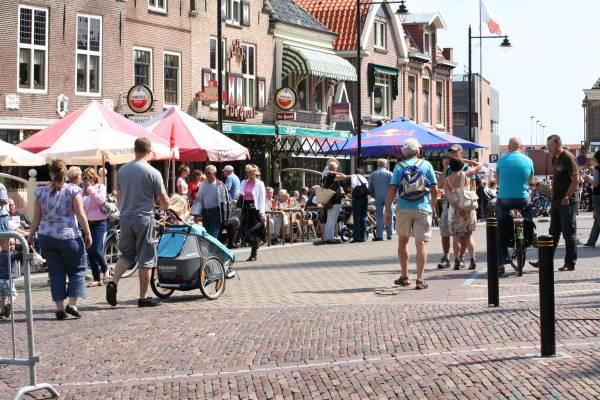 Weekmarkt Schagen