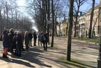 Wandelen met Maup - Walking with Maup - Moordwandeling