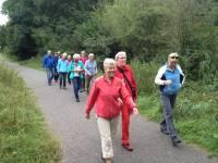 Wandel mee met Gezond Natuur Wandelen in Den Helder