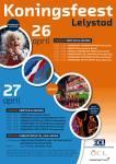 Evenement Koningsfeest Lelystad