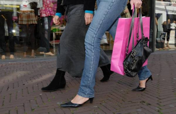 Koopavond Winkelcentrum de Huesmolen