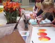 Evenement Schilderworkshop met Tiny Weijers - Kleurrijk Julianadorp