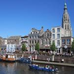 Evenement Rondvaarten over de Bredase Singels