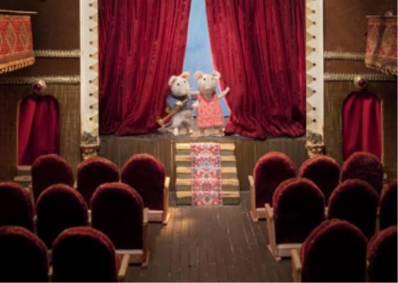 Boerderij Huizen Theater : De boerderij huizen het muizenhuis door mariska simon oozo