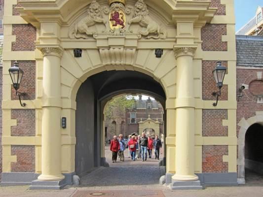 Residentiewandeling Gilde Den Haag