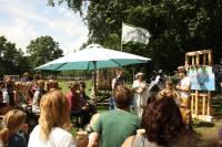 De Buurtcamping Utrecht in het Griftpark