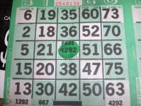 Bingo-avond in Balk