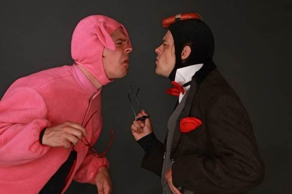 Boerderij Huizen Theater : Poep over een kleine mol die in theater de boerderij huizen