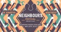 Neighbours Festival 2018 - One-day Flight
