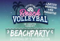 Evenement Beachvolleybal Gemert 2018