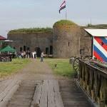Evenement Fort Buitensluis open op Open Monumentendag