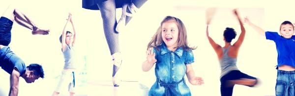 Danslessen voor kinderen