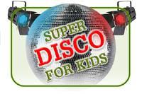 Speeltuin Marijke: Kinderdisco