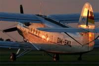 Evenement Antonov AN2 rondvlucht