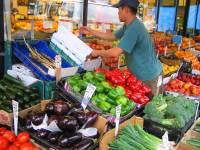 Warenmarkt op het Wollandje in de Rijp