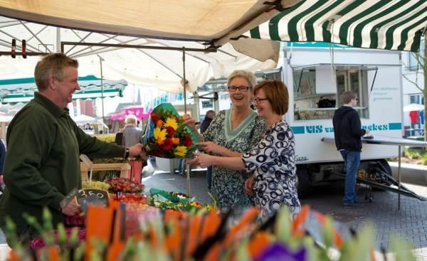 Weekmarkt - 's-Heerenberg