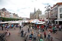 Weekmarkten in Haarlem