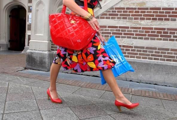 Koopavond Winkelcentrum Kersenboogerd