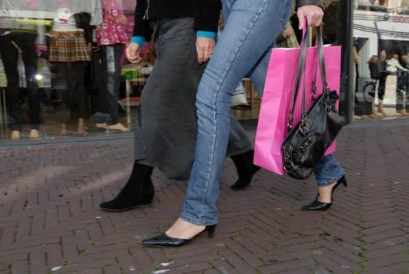 Koopavond Heerhugowaard winkelcentrum Centrumwaard