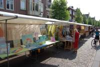 Weekmarkt Hoorn Binnenstad