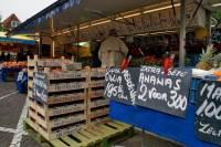 Weekmarkt centrum Alkmaar