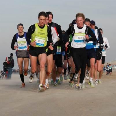 Saucony Egmond halve marathon 2018