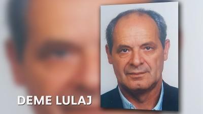 Chi sa qualche cosa in più sull'omicidio di Deme Lulaj?