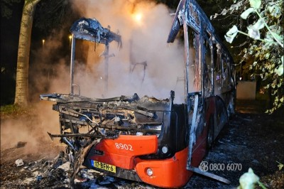 Brandstichtingen busbedrijf