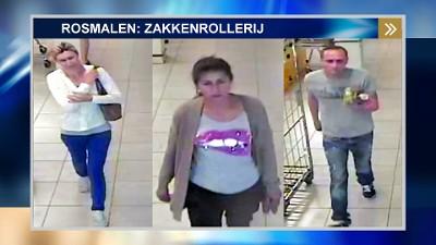 Bejaarde dame slachtoffer van brutale zakkenrollers in Rosmalen