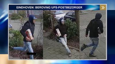 Beroving UPS-postbezorger