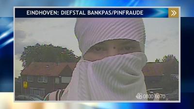 Pinnen met gestolen bankpas in Eindhoven