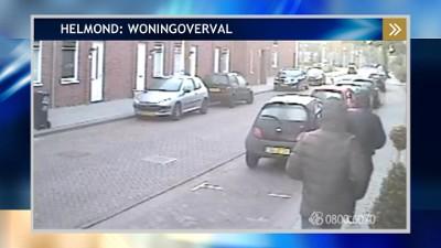 Gewelddadige woningoverval Helmond Tournooistraat
