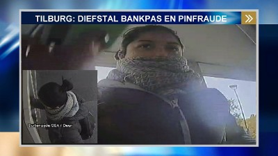 Diefstal bankpas en pinfraude na babbeltruc in Tilburg