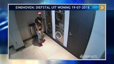 Diefstal uit een woning in Eindhoven