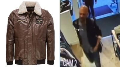 Winkeldief steelt jack van ruim 400 euro