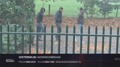 Woninginbraak in Oisterwijk